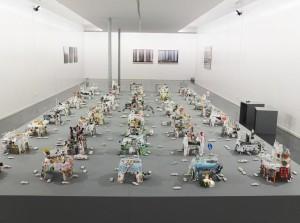 TOKYO MONO – 2015, HESSISCHES LANDESMUSEUM SCHADER STIFTUNG       DARMSTADT, CA. 40QM, 50 OBJEKTE, MIXED MEDIA